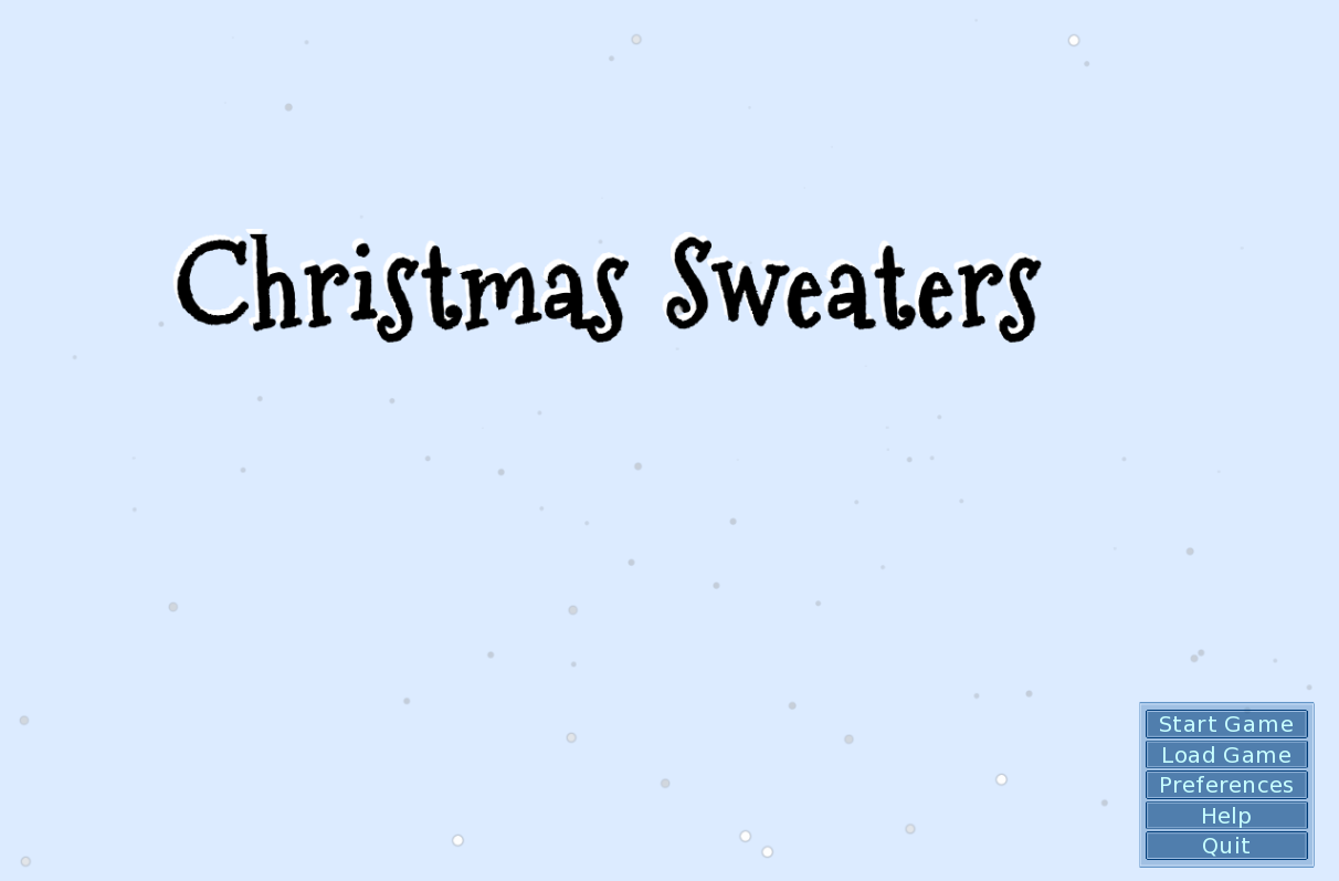 otometwist review christmas sweaters visual novel