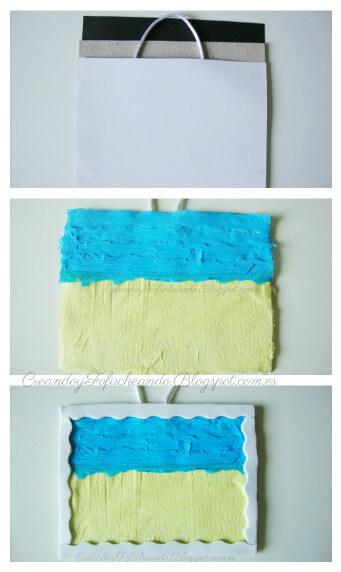 partes que forman el cartel con fofuchos de verano