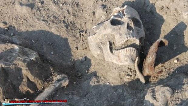 Kuburan Vampir Abad 13 Ditemukan di Bulgaria
