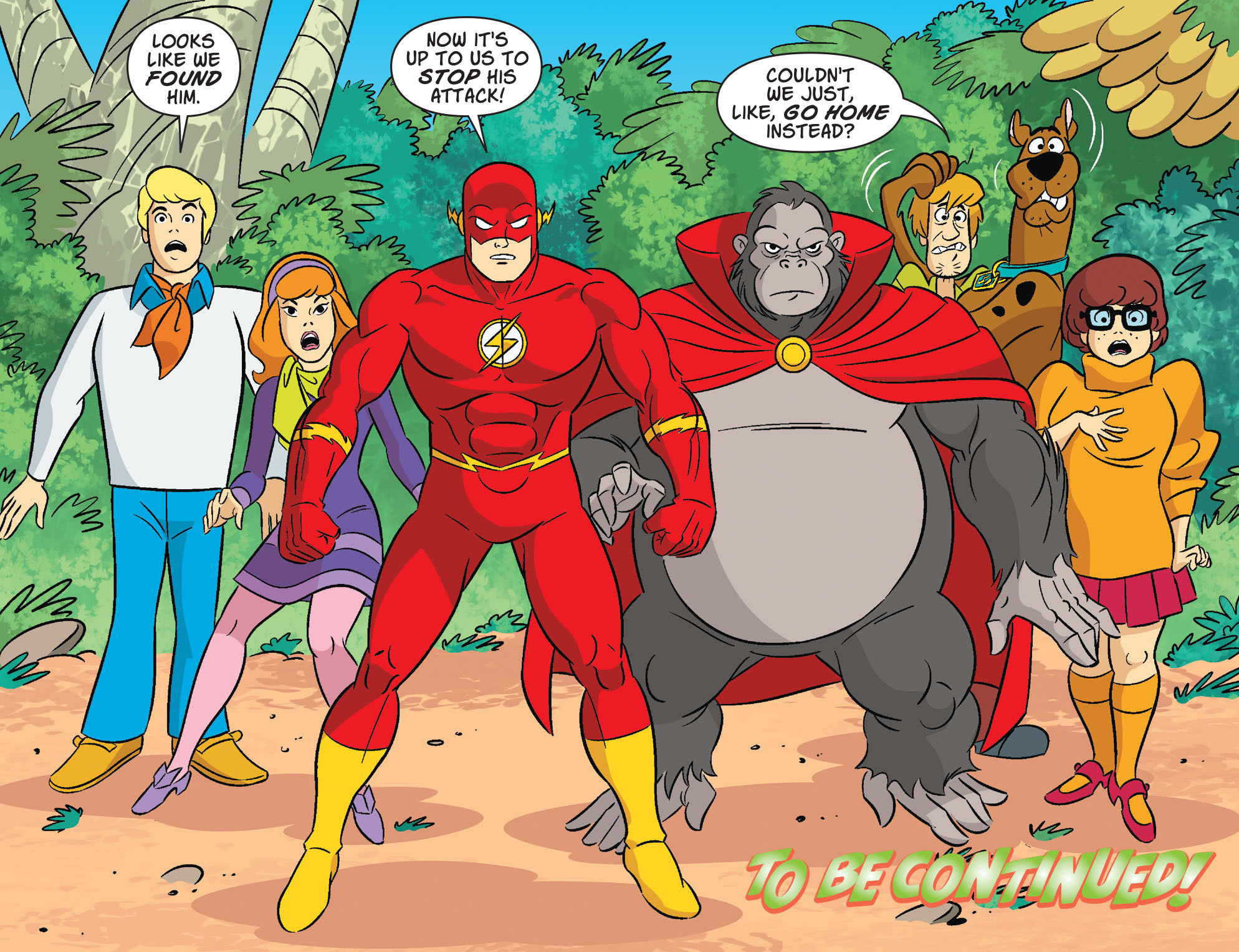 Read online Scooby-Doo! Team-Up comic -  Issue #29 - 23