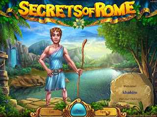 Secrets of Rome Game