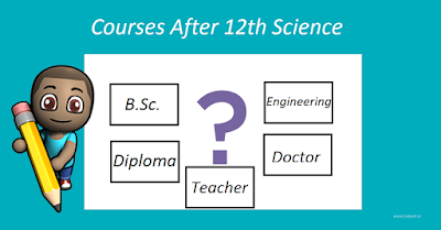 what to do after 12th Science, Best Courses after 12th Science