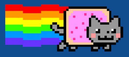 [NãoServeParaNada] - Non-Stop Nyan Cat EveryWhere