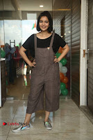 Swathi Reddy Pos in Jumpsuit at London Babulu Movie First Song Launch .COM 0004.jpg