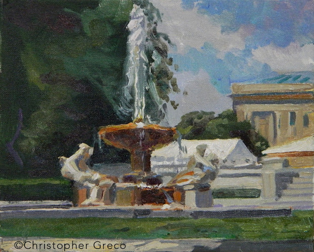 Christopher Greco Fountain Cleveland Museum Of Fine Art