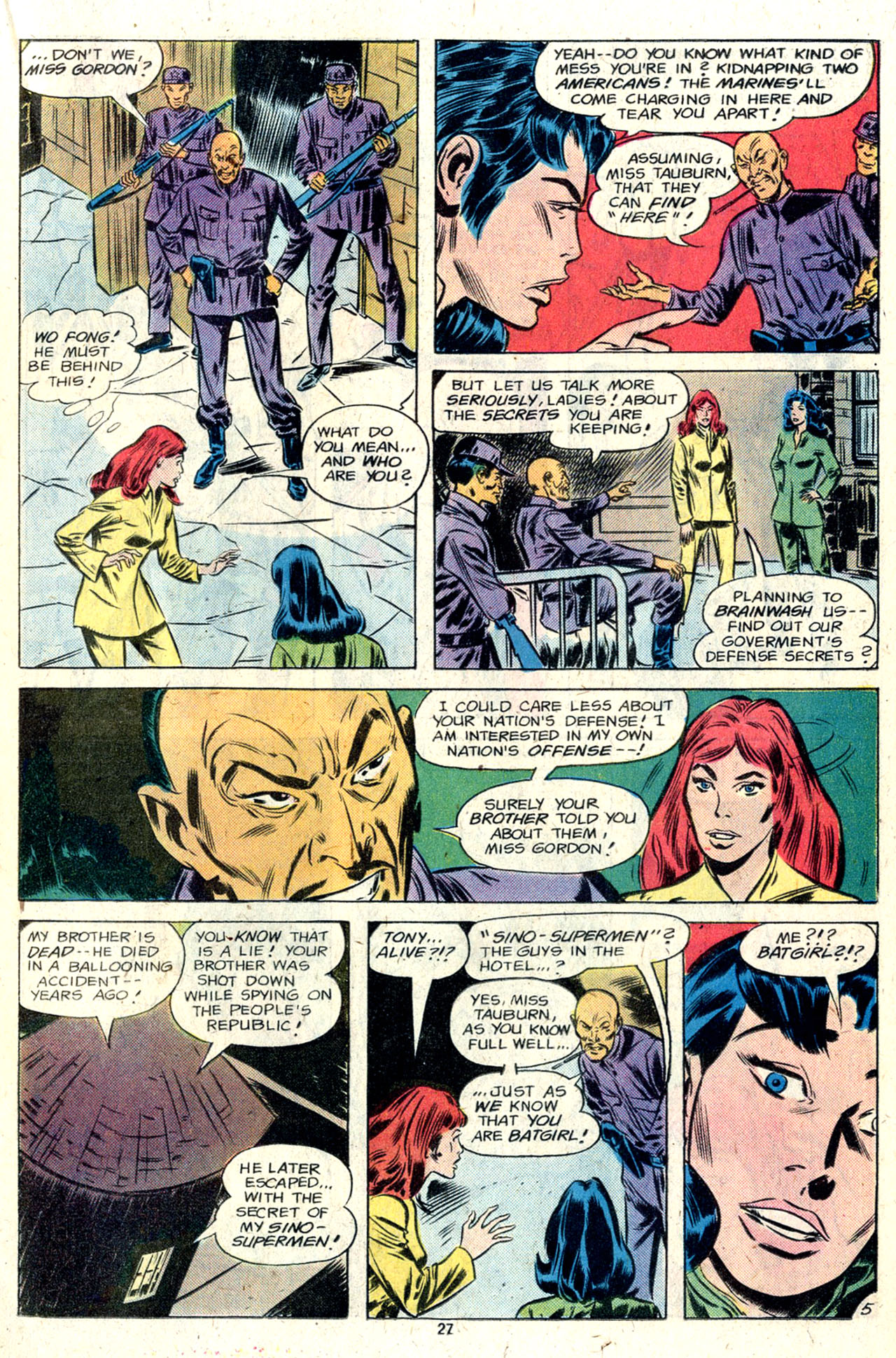 Detective Comics (1937) 482 Page 27