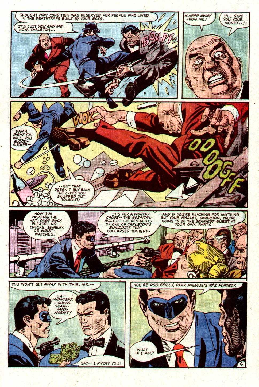 Read online Secret Origins (1986) comic -  Issue #28 - 28
