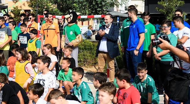 Τ. Χειβιδόπουλος: Ένα γερό μάθημα αλληλεγγύης, ευγενούς άμιλλας, πάθους και αγωνιστικότητας
