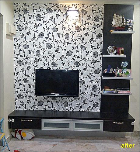 Tips cara memasang wallpaper sendiri - Cara pasang wallpaper ...
