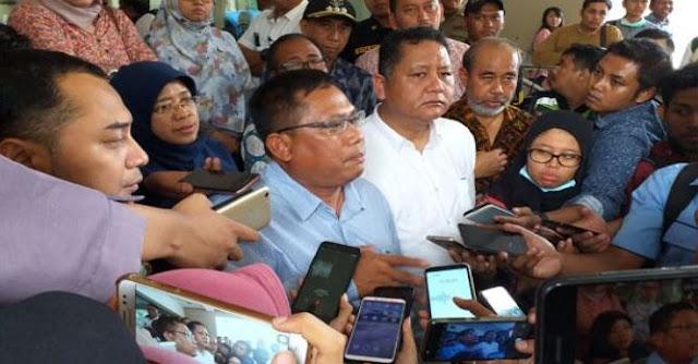 Kabar Terbaru Kasus Amblesnya Jalan Gubeng, Tri Rismaharini Paling Ditunggu