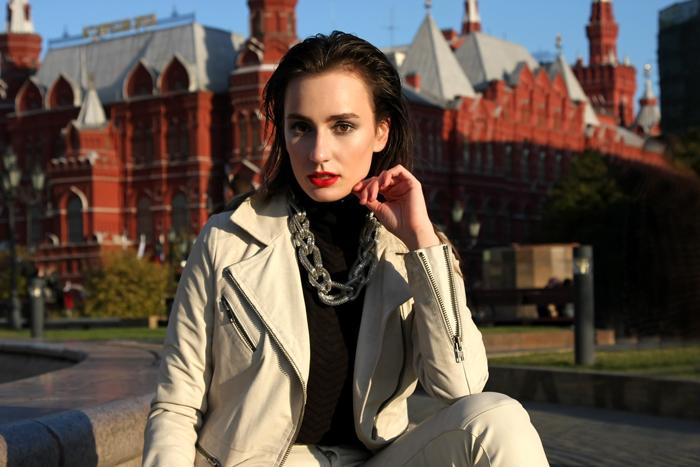 KUMMA + REBUS | MBFW Russia Look 2