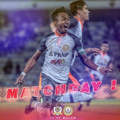 Live Streaming Perak vs Pknp Liga Super 14.5.2019