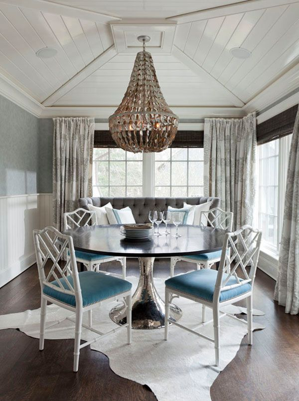 Chinoiserie Chic: Another Look at the Chinoiserie Dining Room