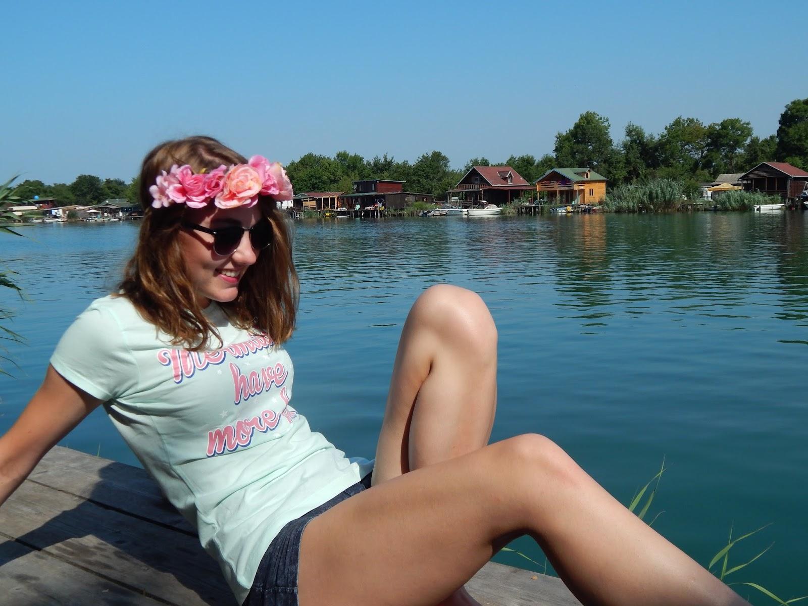 Houseboat Ada Bojana