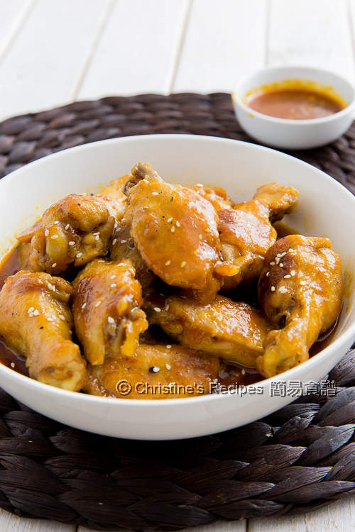 BBQ 汁炆雞翼 Chicken Wings in BBQ Sauce02