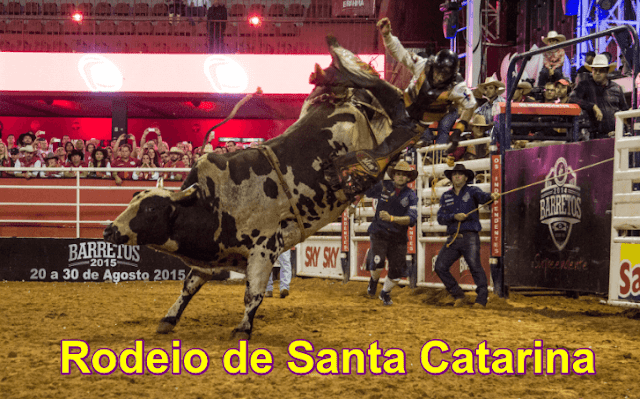 Agenda de Rodeio Santa Catarina