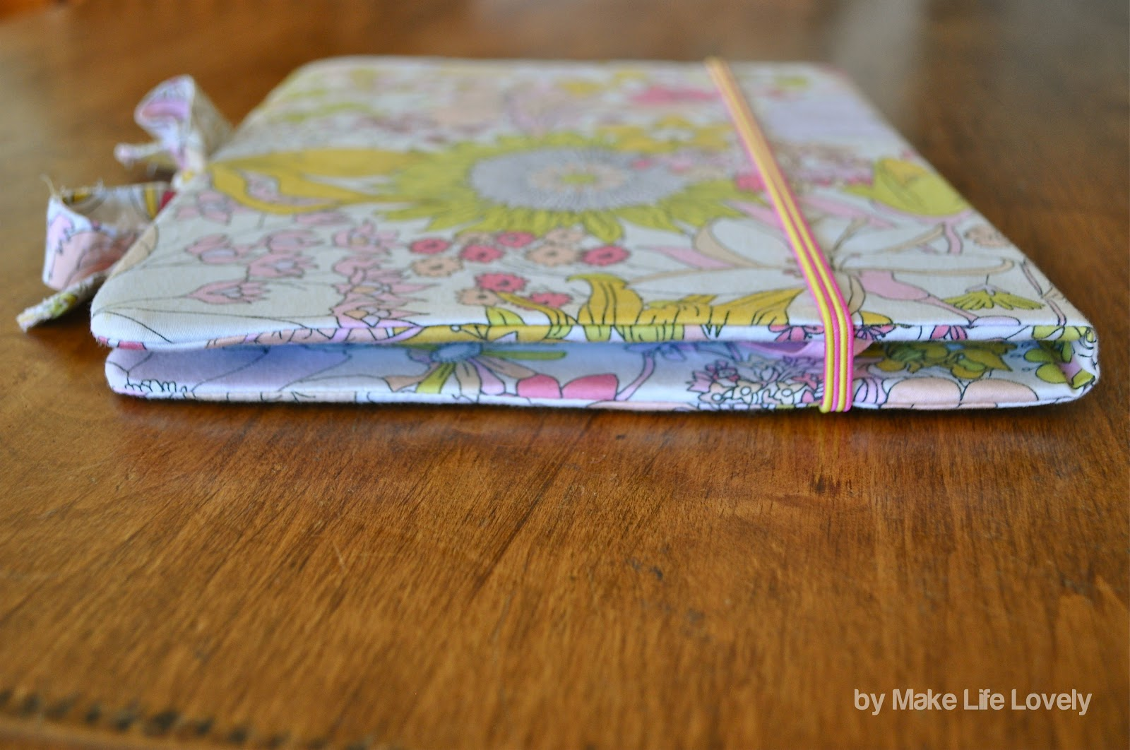 DIY iPad Case Tutorial (Made For Free Using Recycled ...