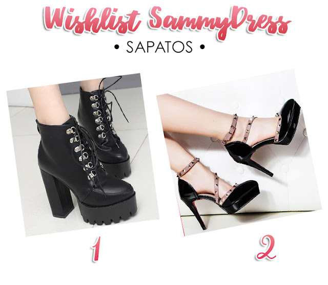 Sapatos baratos na china sammydress