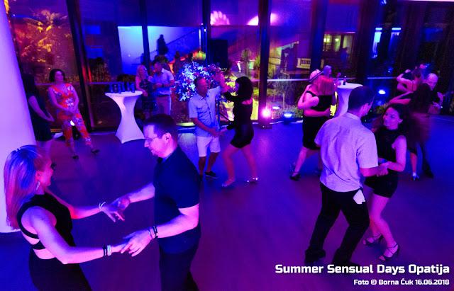 Summer Sensual Days, Opatija (15.-18. lipnja 2018.)