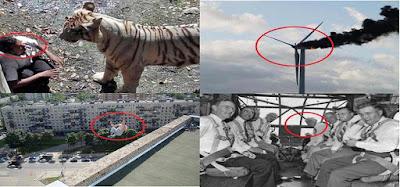 أقوى 5 صور قبل وقوع الكارثة بثواني ( قبل الموت بلحظات )