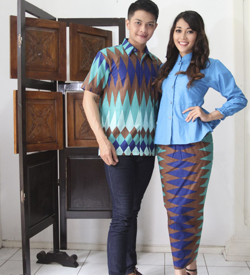 model baju rangrang couple