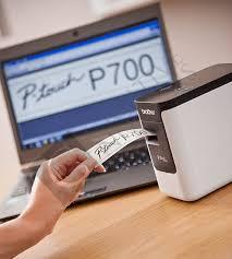 Brother PT-P700 Printer Driver Download