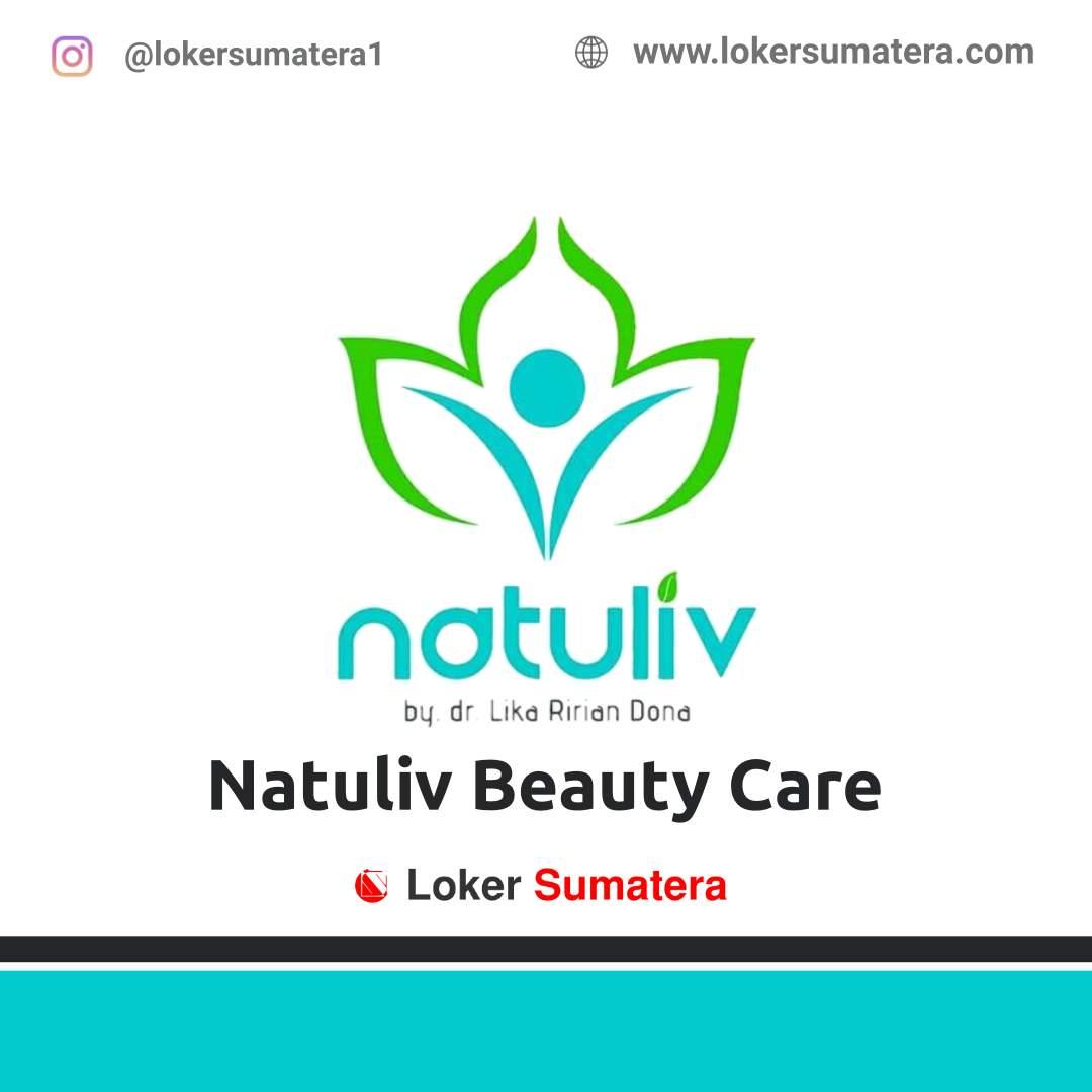 Lowongan Kerja Pekanbaru: Natuliv Beauty Care Oktober 2020