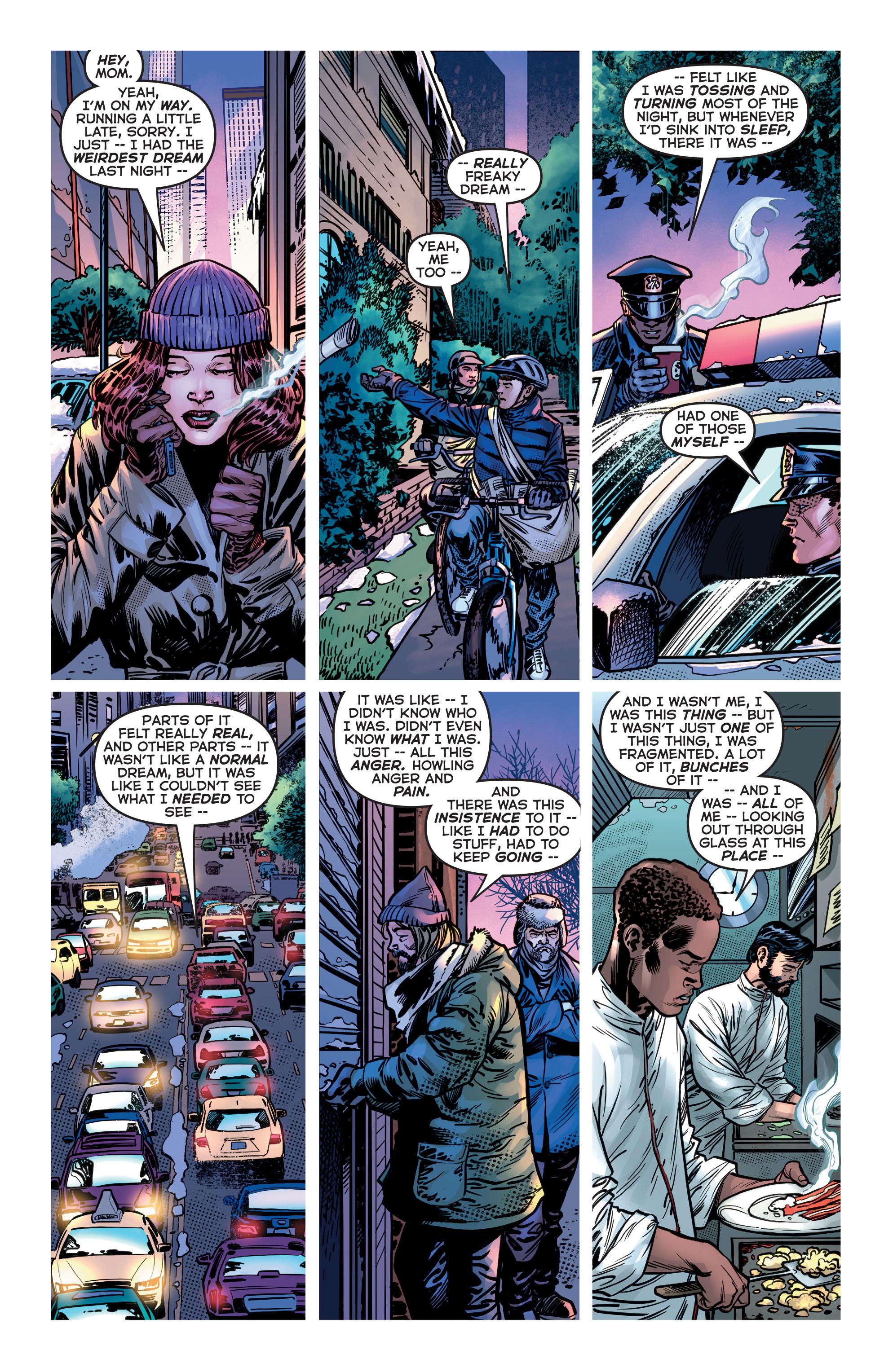 Read online Astro City comic -  Issue #31 - 2
