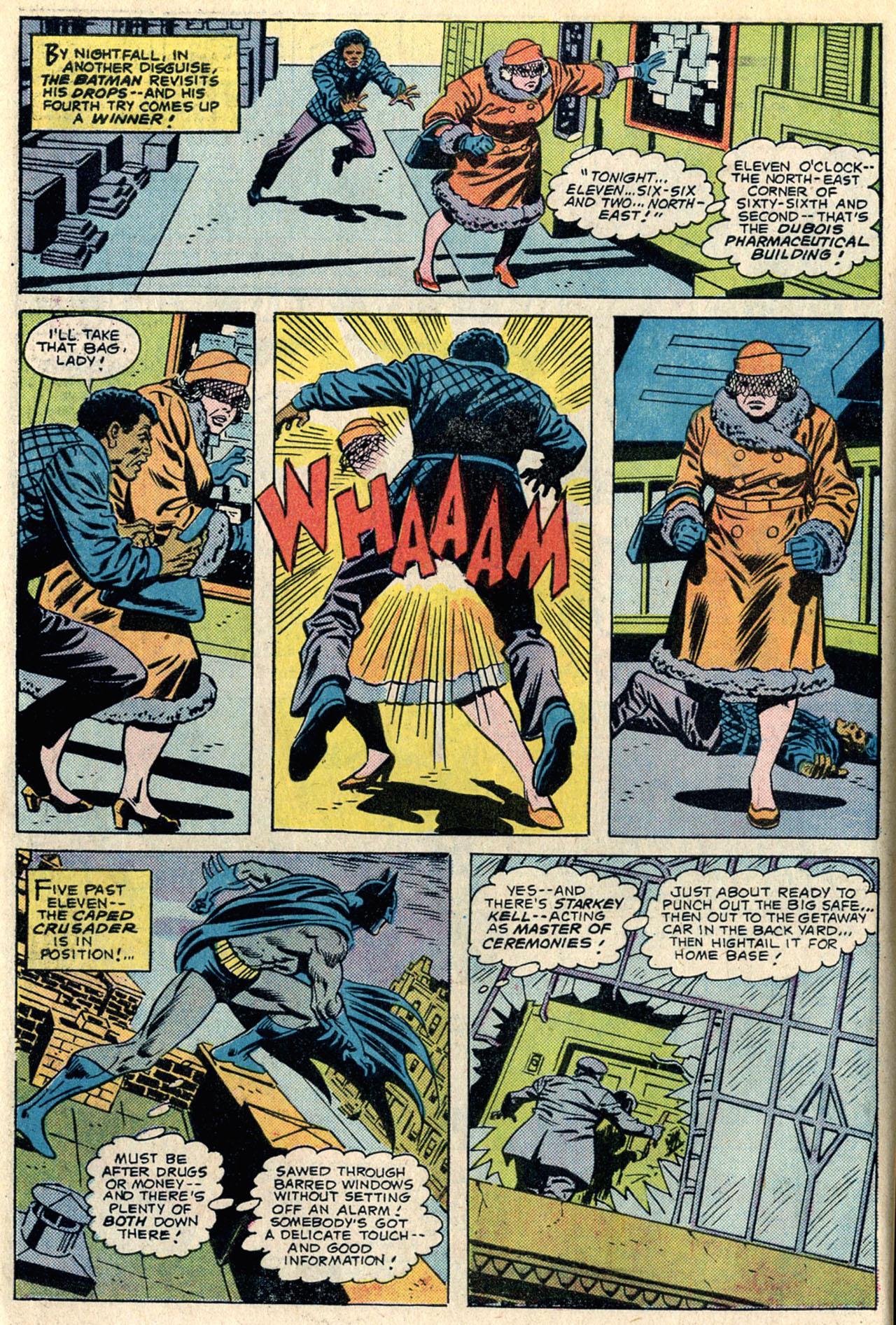 Detective Comics (1937) 465 Page 9