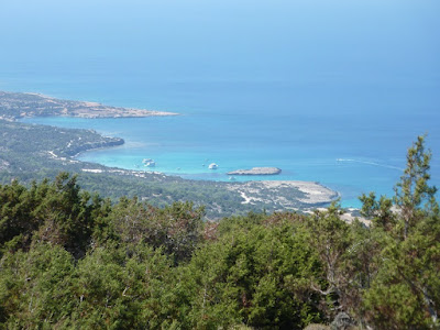 How about views to die for, Akamas Peninsula National Park, Cyprus