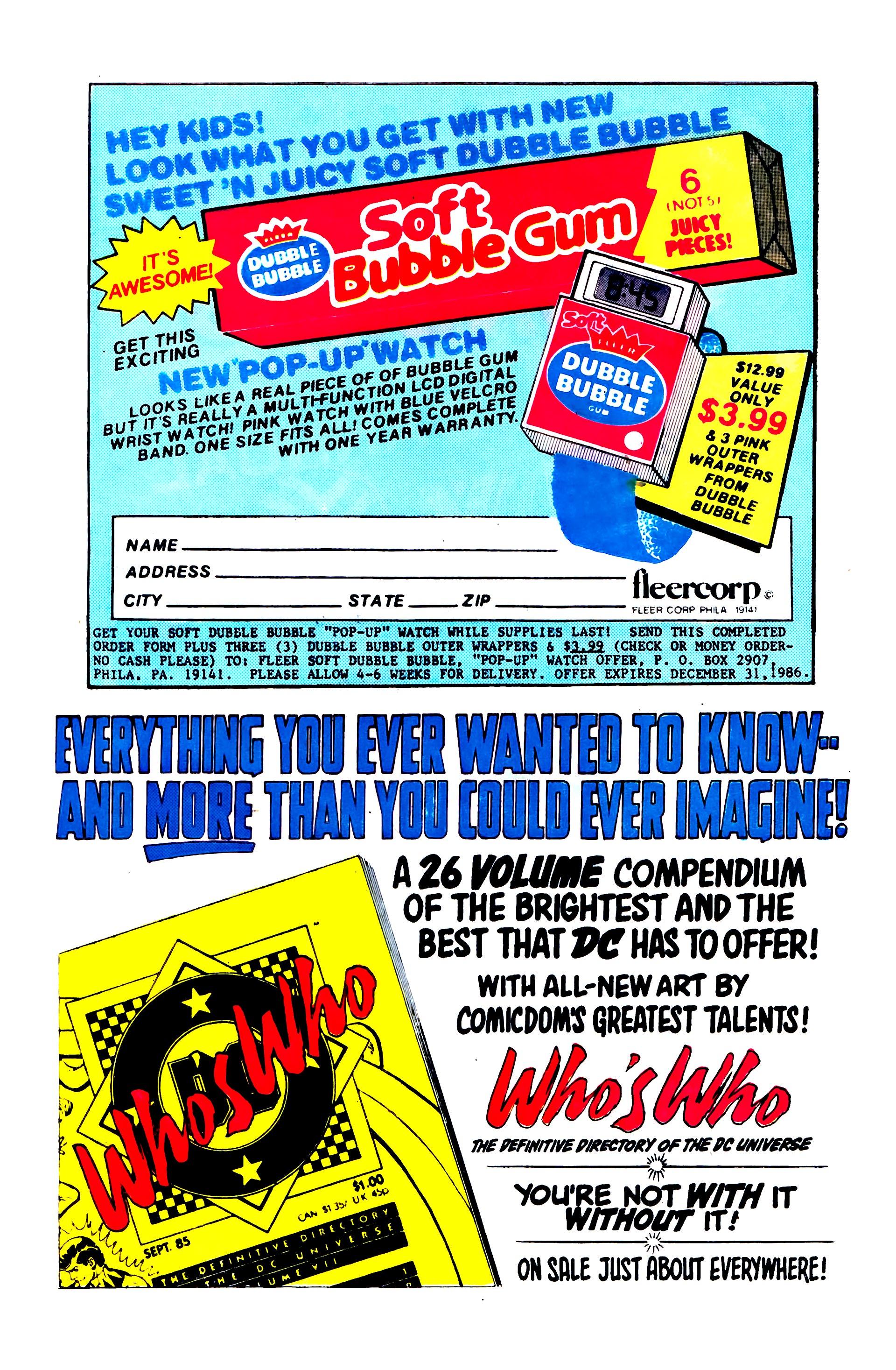 Read online Secret Origins (1986) comic -  Issue #8 - 13