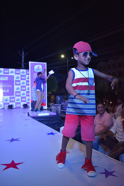 "Little Superstars shine the brightest with​ ​The Grand Finale​ ""​Max Little Icon 2017​""​, Warangal​.​"