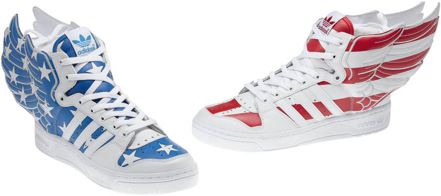 ecb1ed3a7fb4 adidas Originals x Jeremy Scott 2012 Spring Summer Collection for February  Release!
