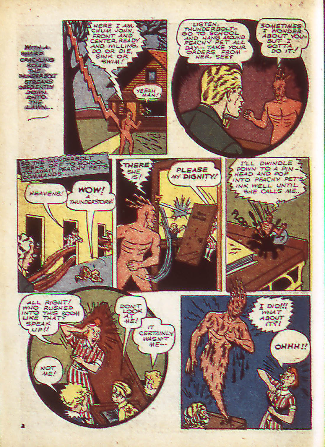 Flash Comics issue 22 - Page 18