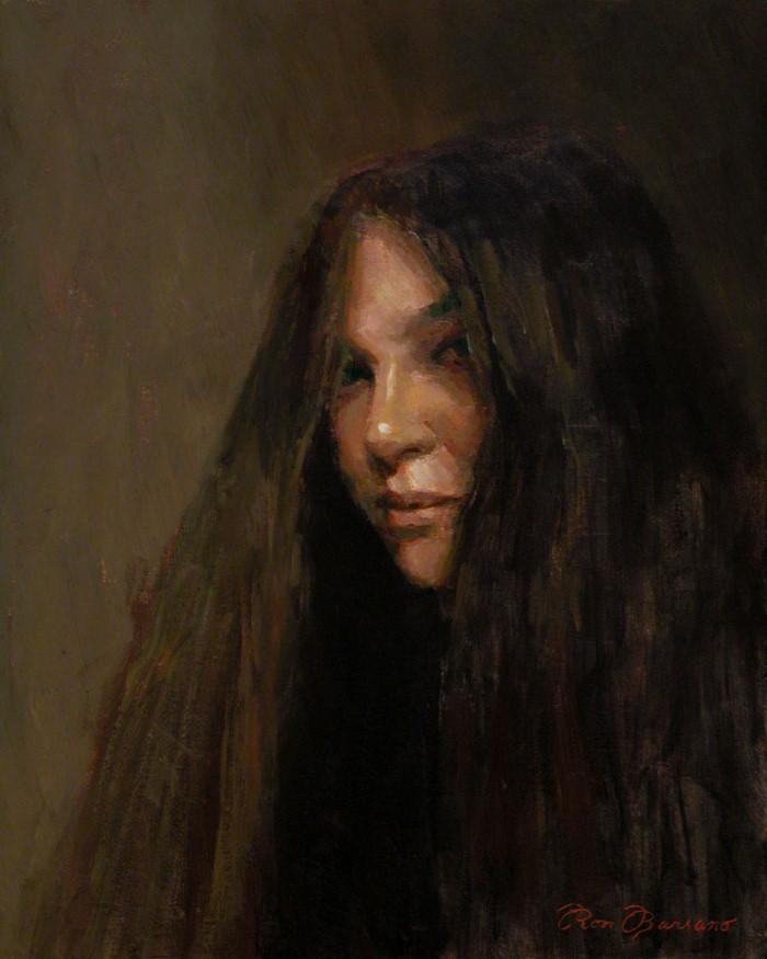 Душа художника. Ron Barsano 10