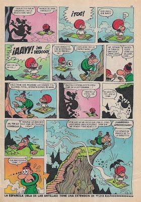 Ali Oli, Tio Vivo 2ª nº 409 (6 enero 1969)