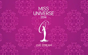 63rd Miss Universe 2014/2015 livestream, telecast on ABS-CBN