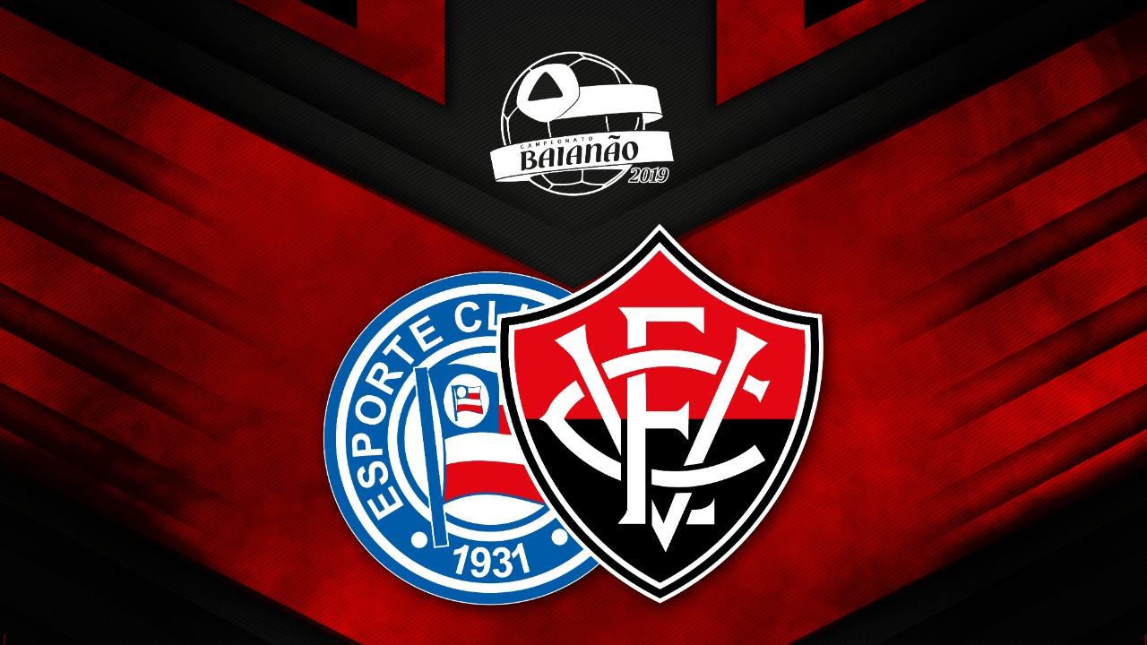 Assistir Bahia x Vitória ao vivo HD pelo Campeonato Baiano as 16h 1
