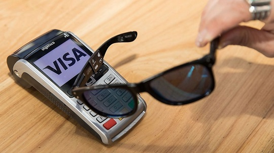 Visa Introduces Payment-Enabled Sunglasses That Can Pay for Things