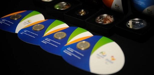 Tem moeda de R$ 1 das Olimpíadas? Ela pode estar valendo bem mais que isso