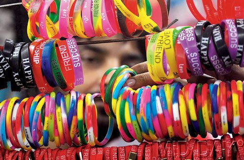 Beautiful Happy Friendship Day Bands 2017 For Boys And Girls