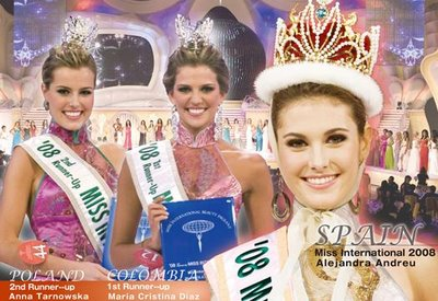 Best Miss International Beauty Pageants