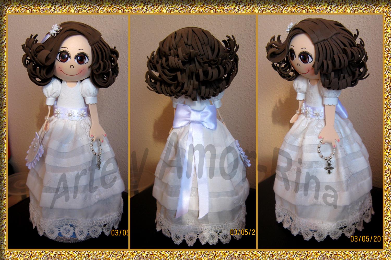 d4a9c743a3c Vestido fofucha primera comunion – Vestidos largos