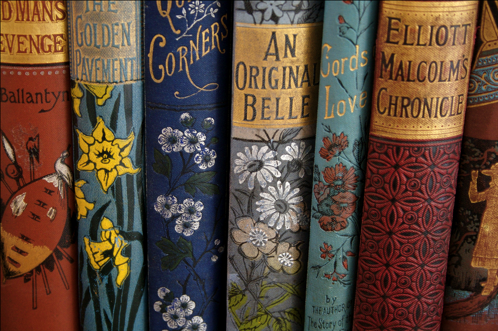 spines books spine flickr antique tight zoom fine edition children pretty covers bindings painting tales reading re binding works bound