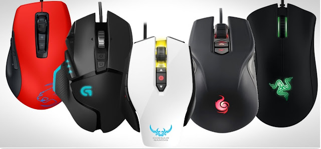 Guidelines for selecting best gaming mice.