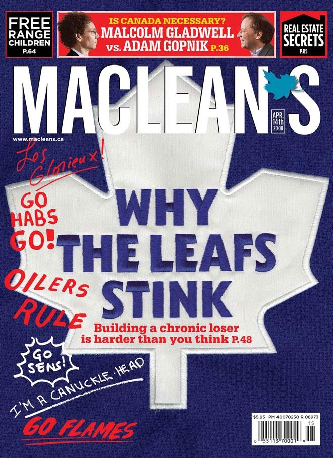 Toronto Maple Leafs Suck 14