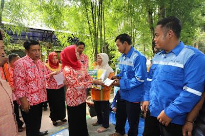 643 Tenaga Kontrak Pemkot Mojokerto Terima Bantuan BAZNAS
