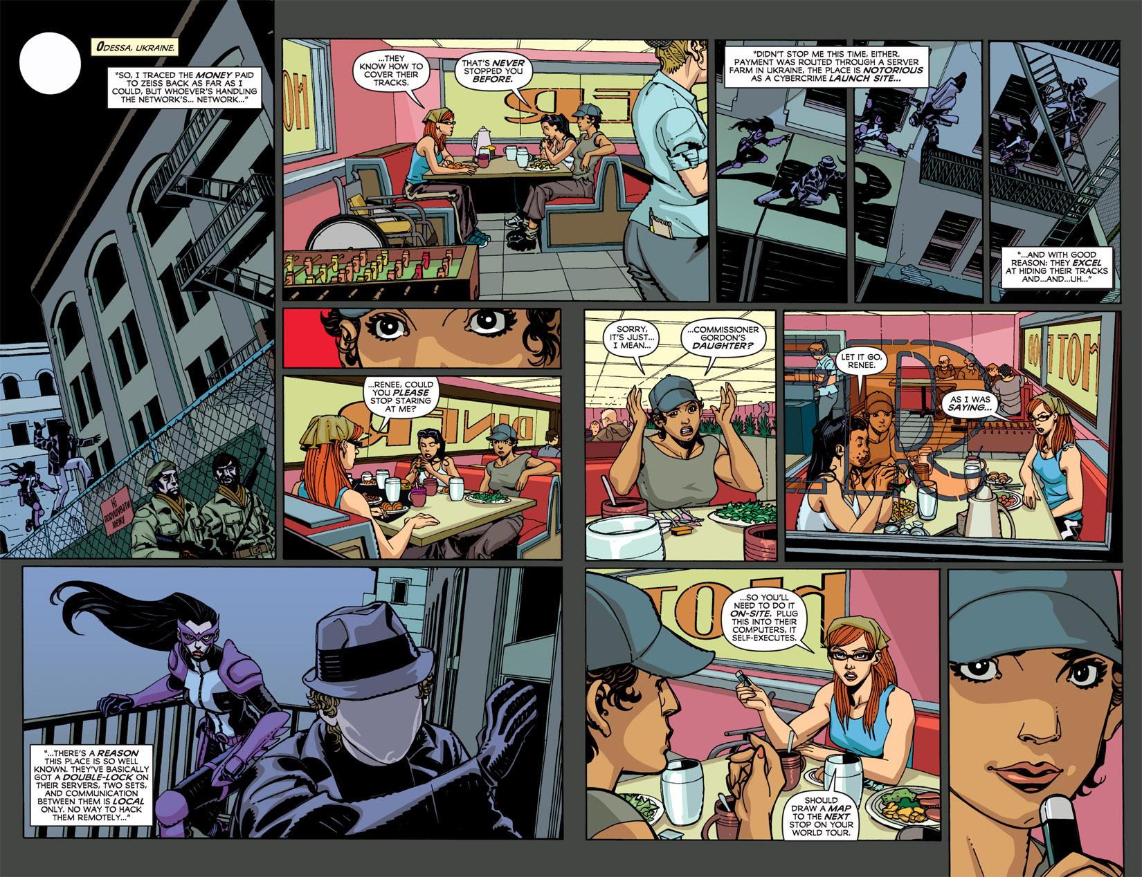 Detective Comics (1937) 862 Page 23