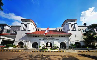 Alamat Rumah Sakit Dr. Cipto Mangunkusumo (RSCM)