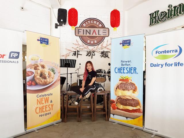 PizzArt Campaign - Food Trail to Finale Kitchen Bar, Segamat Johor